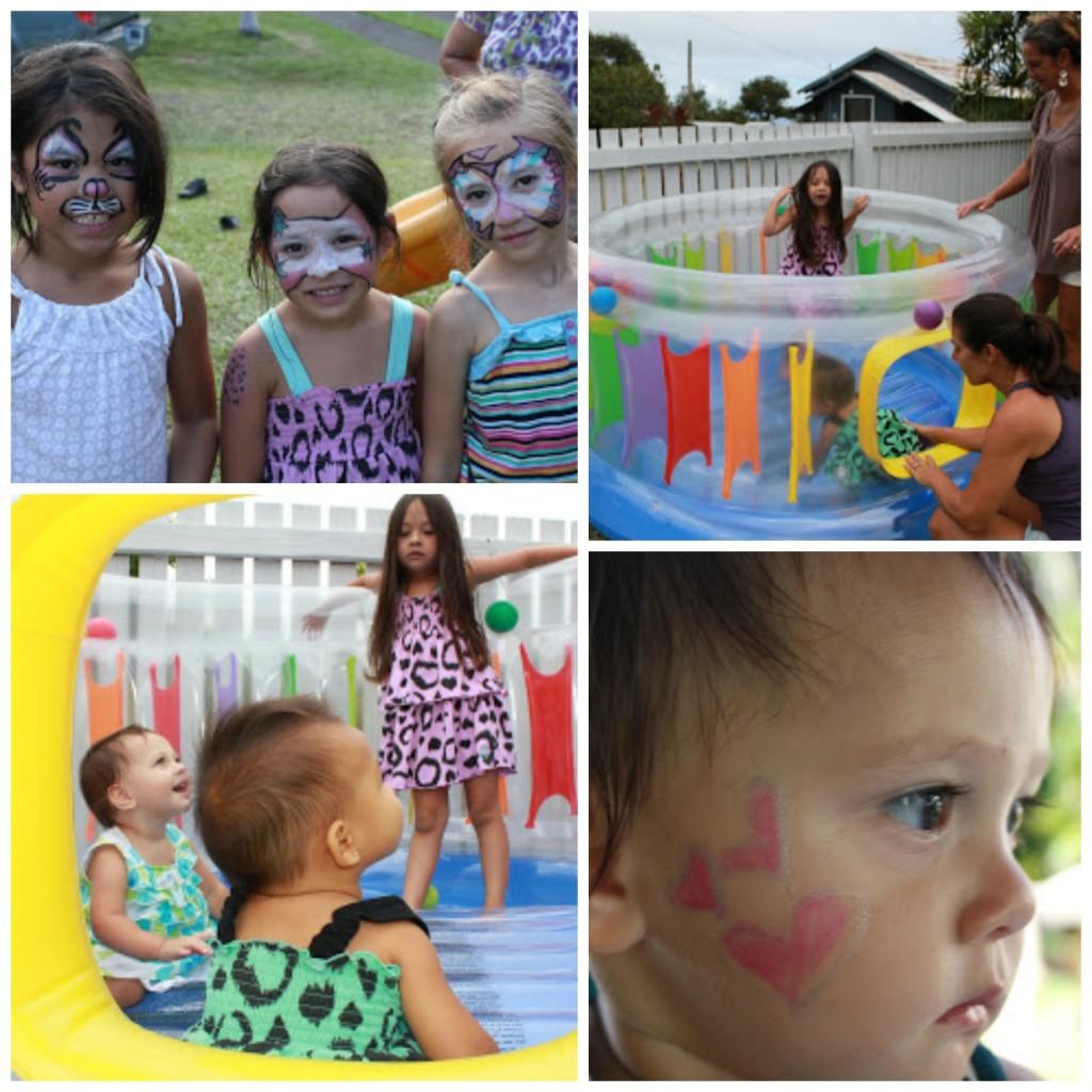 mermaid party activities