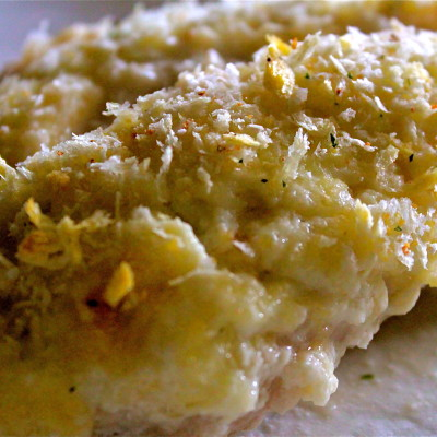 RECIPE:  Baked Parmesan Chicken