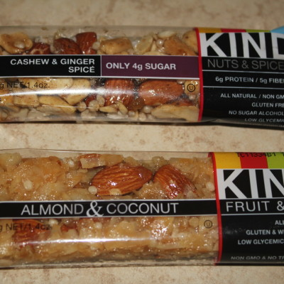 KIND Healthy Snacks Review