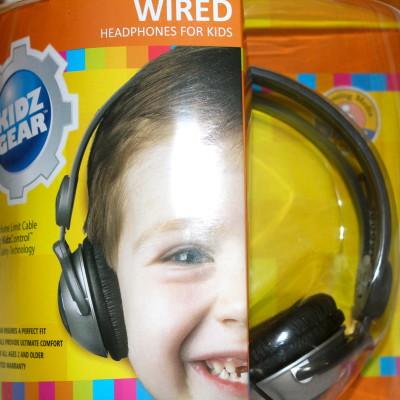 Review: Kidz Gear Headphones