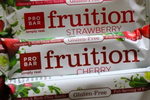 Fruition Snack Bars Review