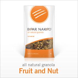 FREE Sample of Bare Naked Granola