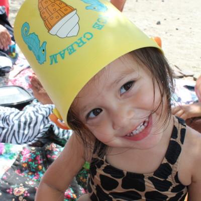 My baby is 2!  Happy Birthday Kanai'a