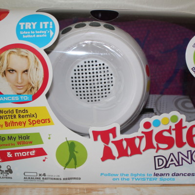Twister Dance Review & Giveaway