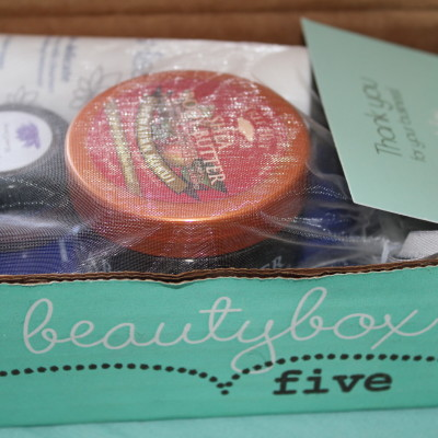Review: Beauty Box Five Monthly Subscription Box
