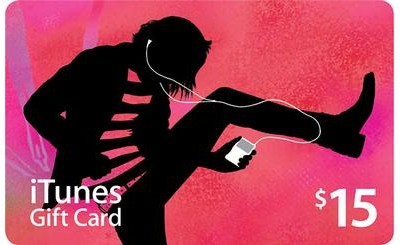 $3 for a $15 iTunes Gift Card! *HOT DEAL*