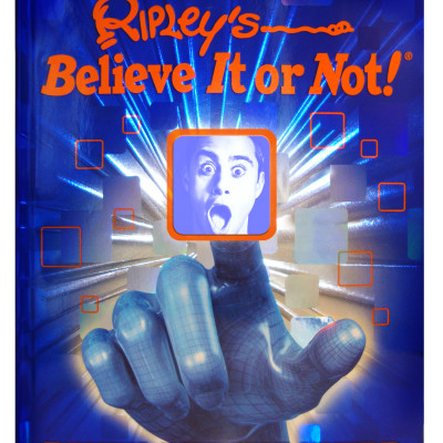 Ripley's Believe it or Not! Download The Weird – Book Review *2012 Holiday Gift Guide*