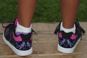 shake it up girls shoes