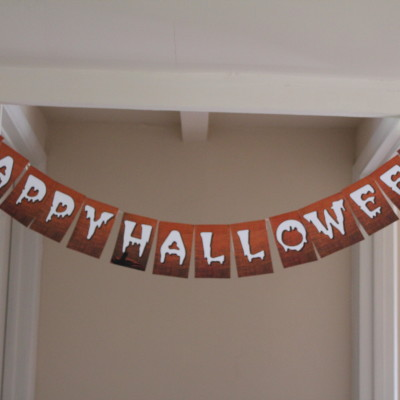 2012 HP Halloween Spooktakular – Decorating with FREE Printables from HP Creative Studio