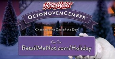 The RetailMeNot Holiday Page & $25 VISA Gift Card Giveaway