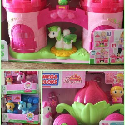 Mega Bloks Lil' Princess Party