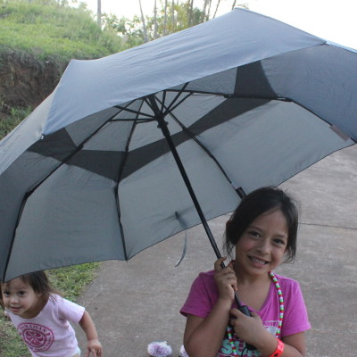 ShedRain Umbrellas – WalkSafe Kids Stick + WindPro Auto Open & Close Compact Review *2012 Holiday Gift Guide*