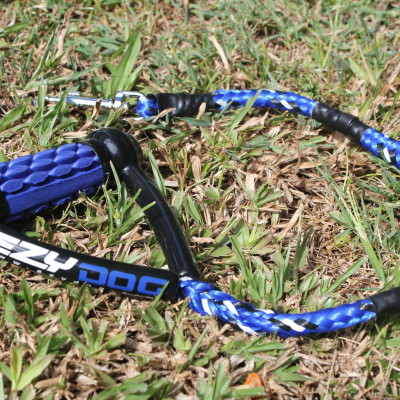 The Dog Outdoors EzyDog Cujo Bungee Leash + Zeta Waterproof Dog Collar Review