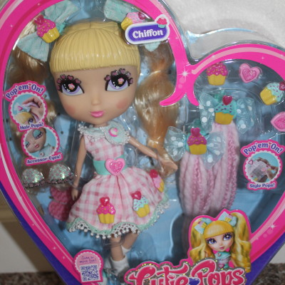 Cutie Pops Review *2012 Holiday Gift Guide*