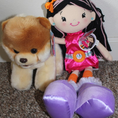 GUND Girls & BOO Plush Toys *2012 Holiday Gift Guide*