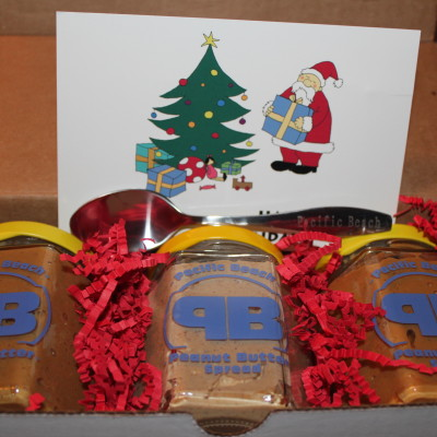 Pacific Beach Peanut Butter *2012 Holiday Gift Guide*