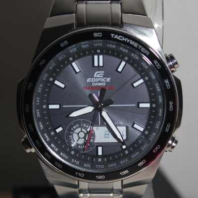 Casio EDIFICE Watch Review *2012 Holiday Gift Guide*