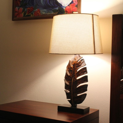 Kenroy Frond Table Lamp Review *2012 Holiday Gift Guide*