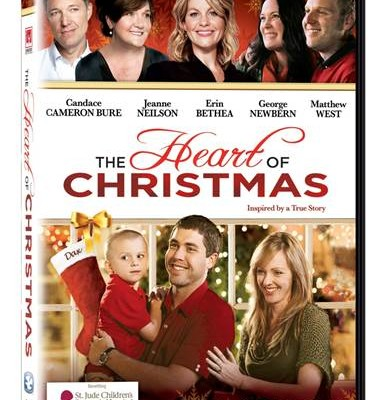 The Heart of Christmas DVD Giveaway