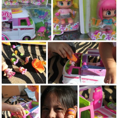 Pinypon Mommy Party