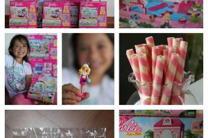 MommyParties sponsored by Mega Bloks Barbie