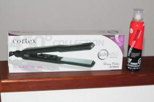 Review: Cortex Solo 450 1 inch Flat Iron from Flat Iron Experts