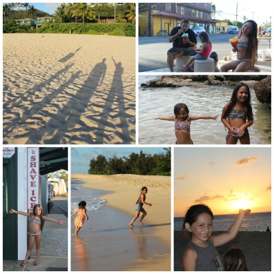 Summer Vacation – A month on the Island of Oahu