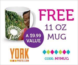 FREE Mug York Photo