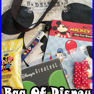 Bag of Disney GIVEAWAY