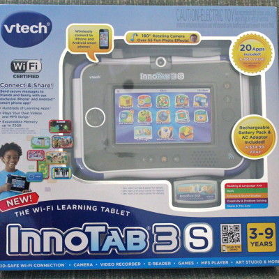 VTech InnoTab 3S – Review and Giveaway