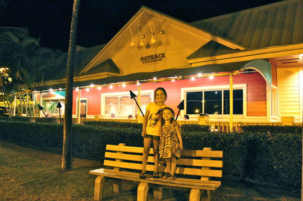 outback steakhouse kona hawaii