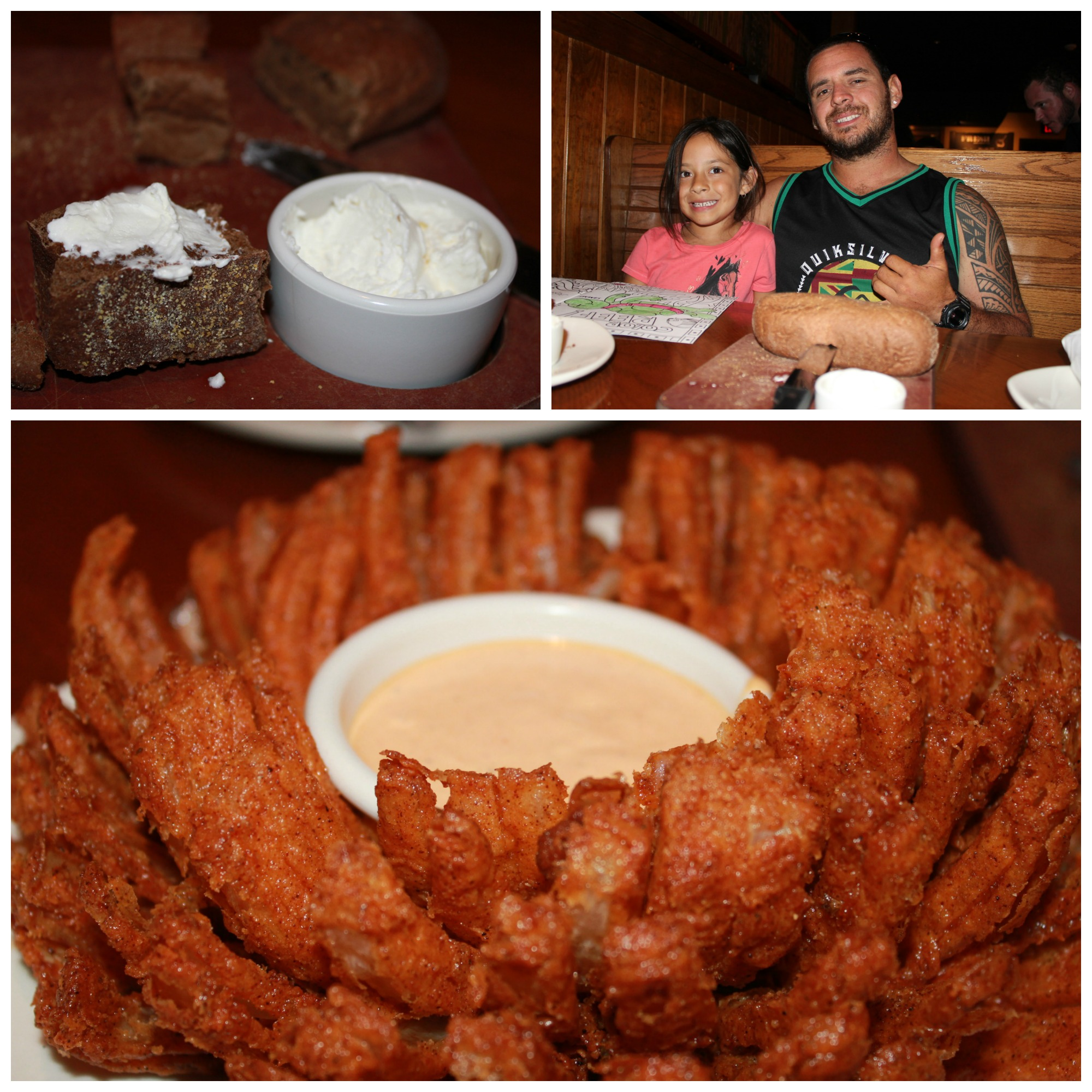 outback appetizers