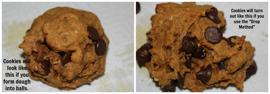 cookie dough baking methods