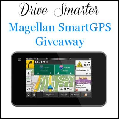 Magellan SmartGPS Giveaway