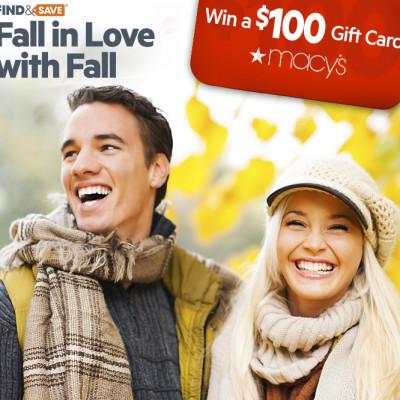 $100 Macy's Gift Card Giveaway – 5 Winners