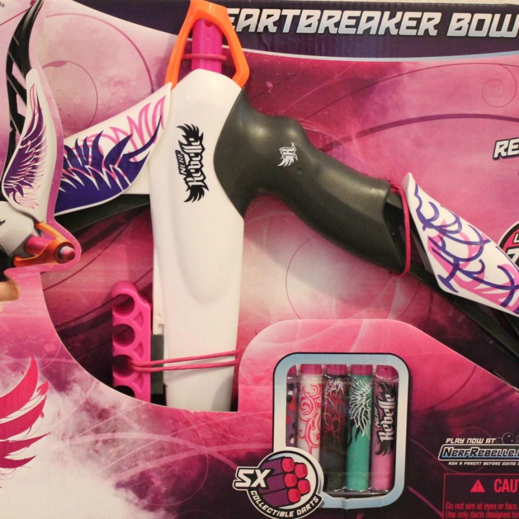 nerf heartbreaker bow