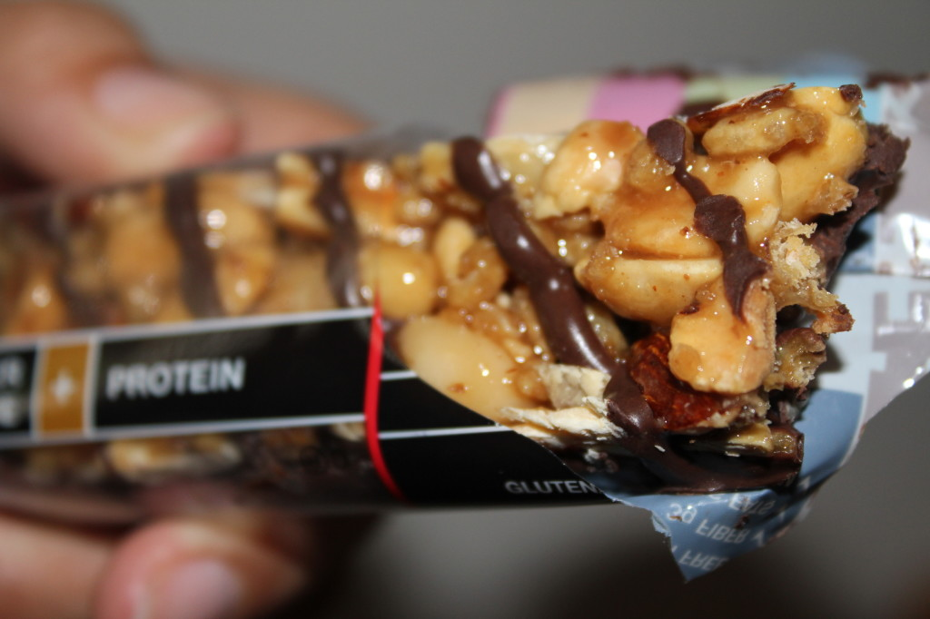 peanut butter chocolate kind bar
