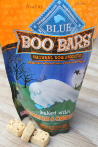 boo bars halloween dog treats