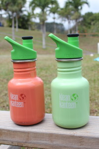 klean kanteen water bottle for kids
