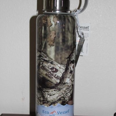 Eco Vessel Mossy Oak Big Foot Bottle *2013 Holiday Gift Idea*