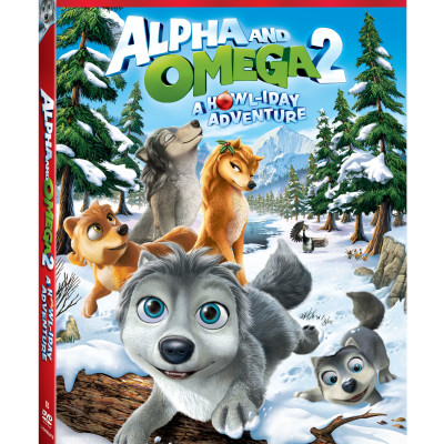 Alpha and Omega 2: A Howl-iday Adventure Review and Giveaway