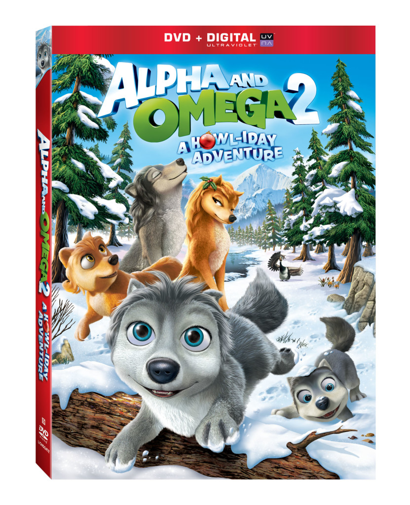 Alpha and Omega 2 DVD
