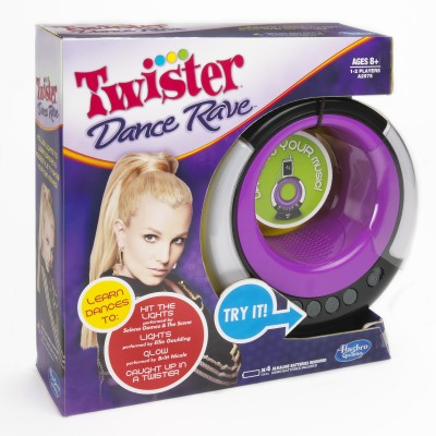 TWISTER DANCE RAVE Review and Giveaway