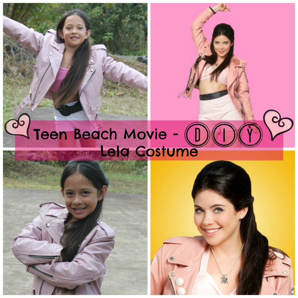 teen beach movie DIY Lela Costume