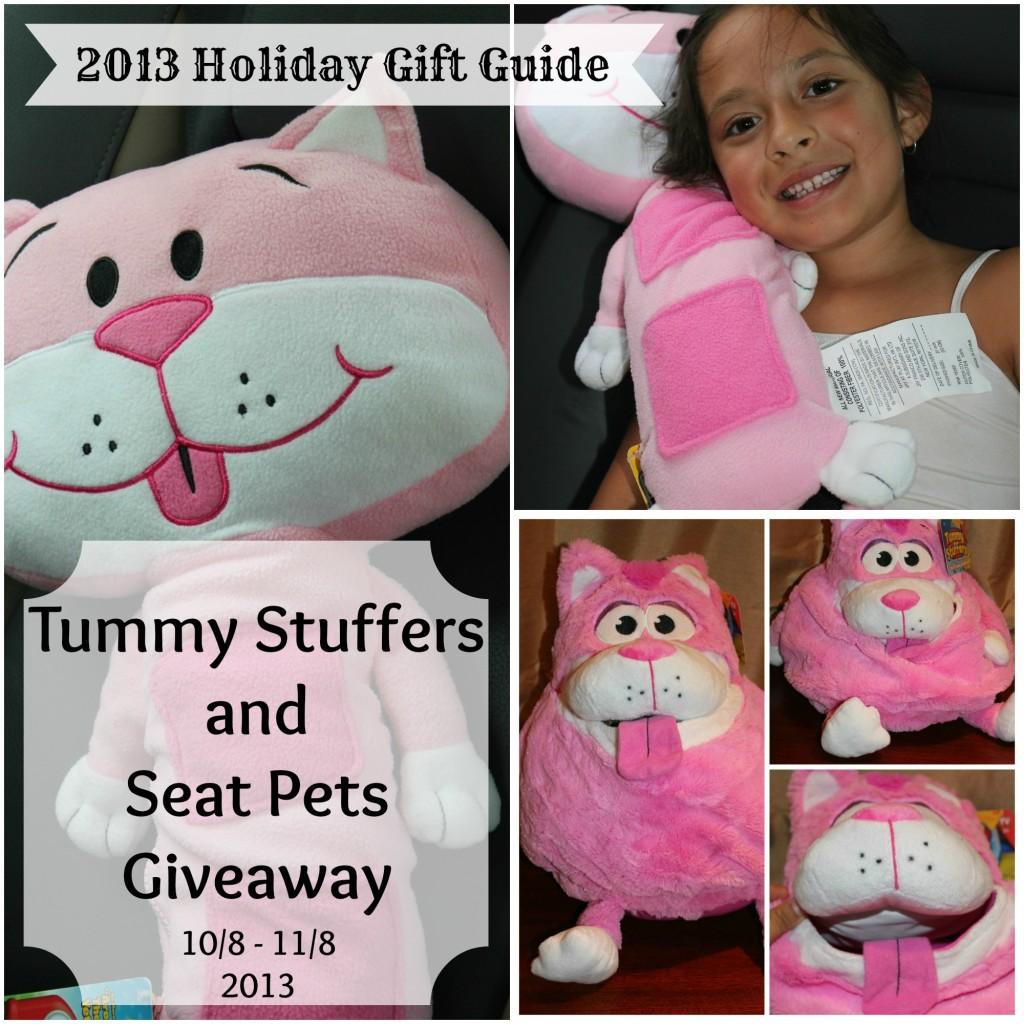tummy stuffers seat pets giveaway