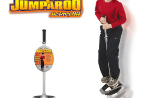 JUMPAROO Anti-Gravity Pogo *2013 Holiday Gift idea*