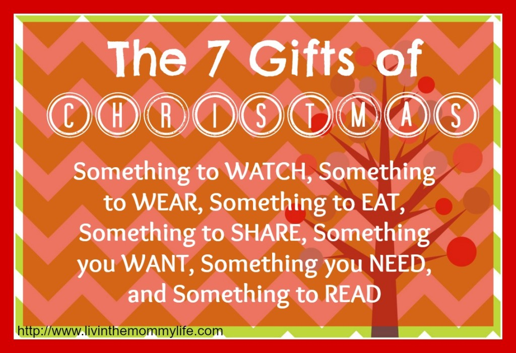 7 gifts of Christmas