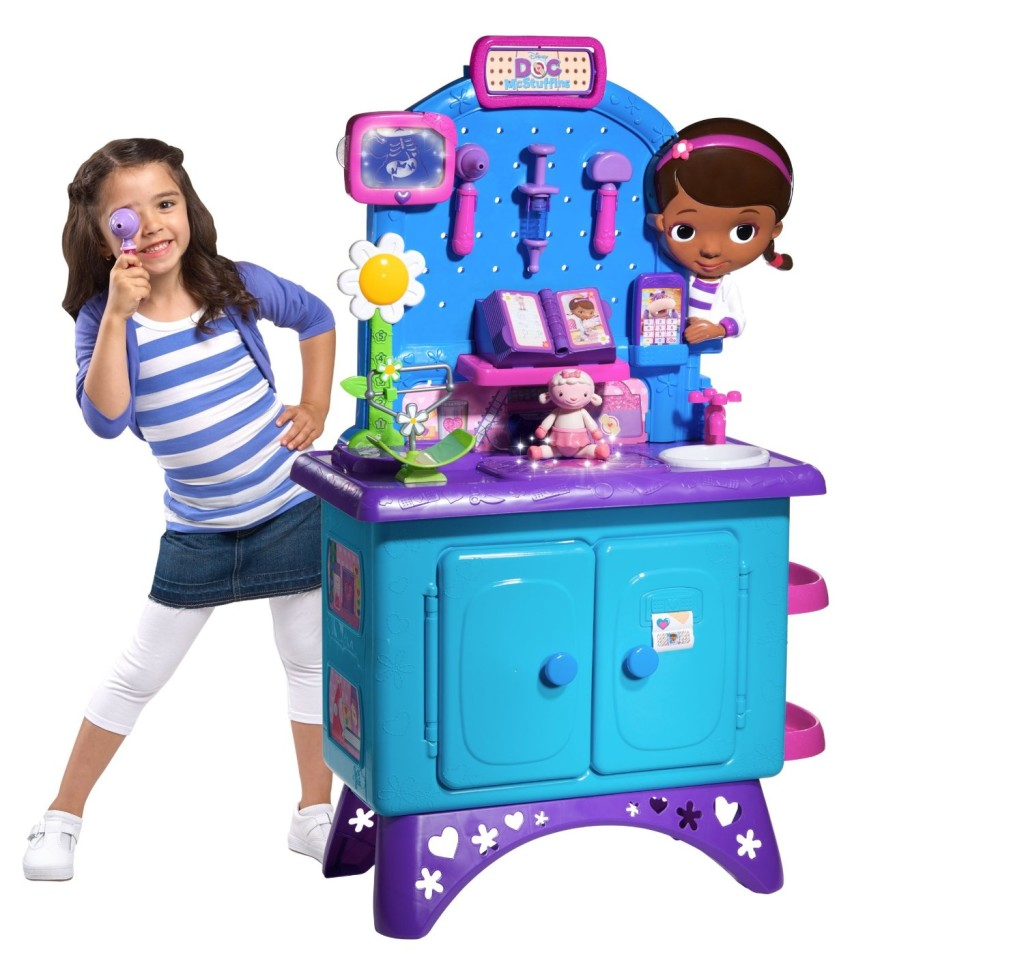 doc mcstuffins check up center giveaway