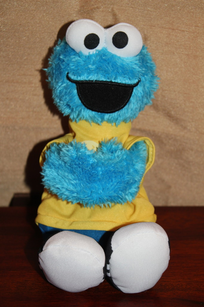 hugs forever friends cookie monster
