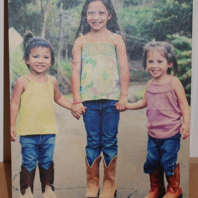 WoodSnap Photo on Wood Review and Giveaway *2013 Holiday Gift Idea*